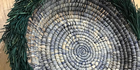 Weaving Community - A Basket-weaving workshop tickets