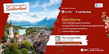 Switzerland Virtual Spring Camp 15 April 2021 tickets
