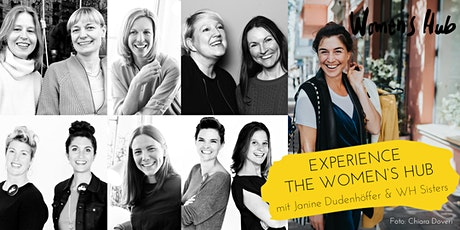 EXPERIENCE THE WOMEN'S HUB 14. April  2021 Tickets