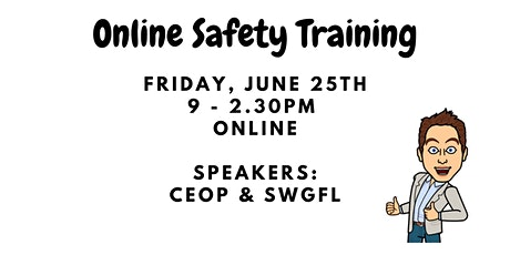 Online Safety Training tickets