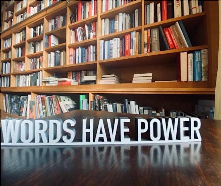 Spoken Word - Poetry Performance Workshop image