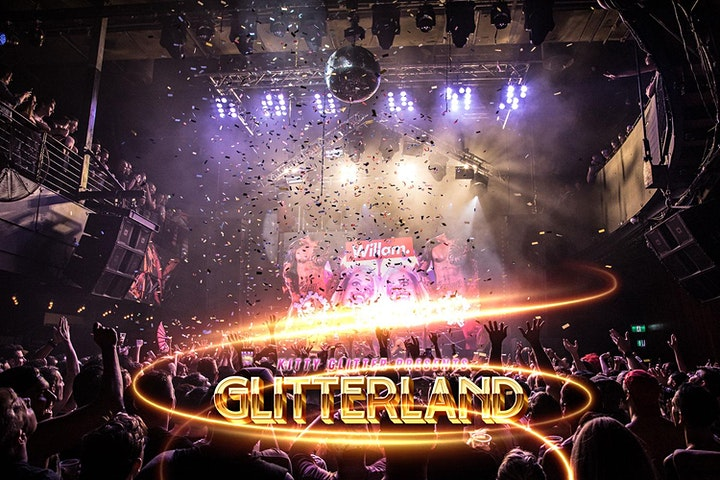Kitty Glitter Presents GLITTERLAND NYD image