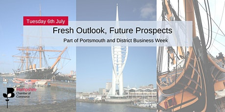 Fresh Outlook, Future Prospects - Chamber of Solutions tickets