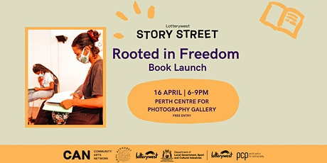 Rooted in Freedom: Book Launch tickets