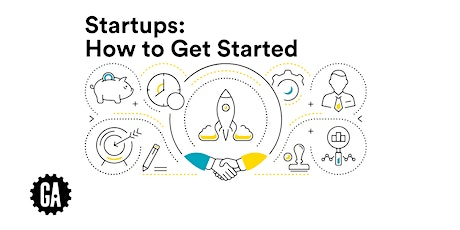 Startups: How to Get Started tickets
