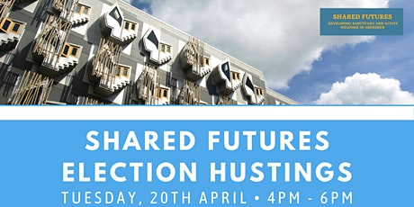 Shared Futures Election Hustings tickets