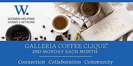 WHW2N - Galleria Coffee Clique® tickets