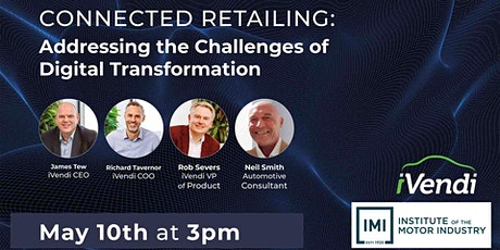 Connected Retailing: Addressing the Challenges of Digital Transformation biglietti