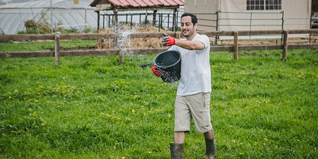 Organic Farm -התנדבות במשק אורגני חקלאי tickets