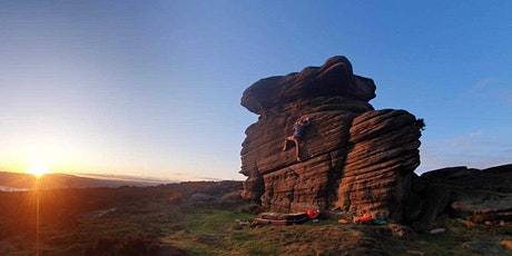 Improvers Outdoor Bouldering Course tickets