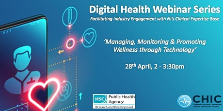 Digital Health Engagement Webinar  Series tickets