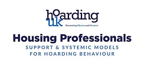 HoardingUK Housing Professionals Training tickets