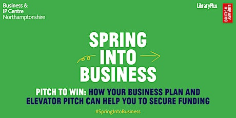 Pitch to Win: pitching and business planning to secure funding billets