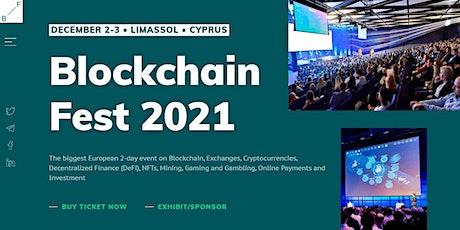 Blockchain Fest 2021 - Cyprus Event tickets
