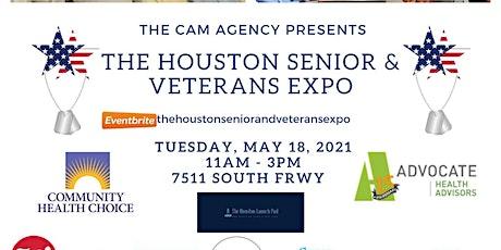 The Houston Senior and Veterans Expo tickets