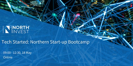 Tech Started: Northern Start-up Bootcamp tickets