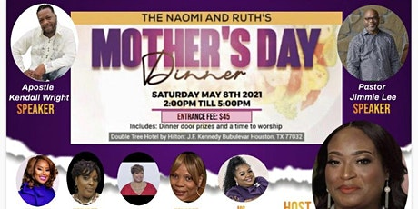 Copy of Naomi & Ruth Mother's Day Dinner tickets