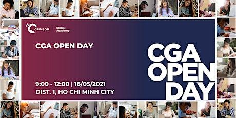 HCMC - Ngày Hội Thông Tin - CGA Open Day tickets