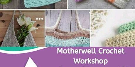 WellBeing Beginners Crochet Workshop tickets