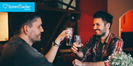 London Gay Speed Dating | Ages 36-55 tickets