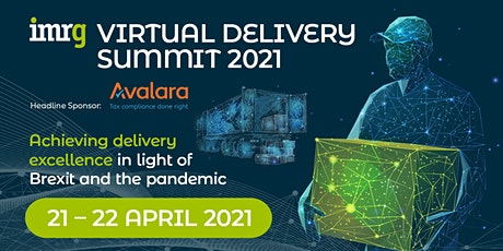 Delivery Summit - Achieve eCommerce delivery excellence (Day 1) tickets