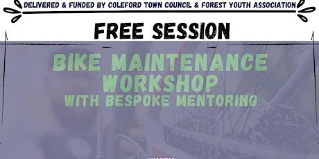 Bike Maintenance Workshop-  Coleford easter taster Activity tickets