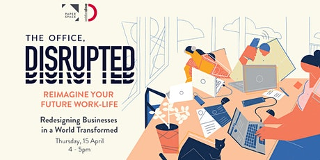 Redesigning Businesses  in a World Transformed tickets