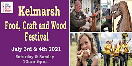 Kelmarsh Food, Craft and Wood Fair tickets