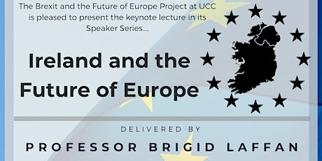 Ireland and the Future of Europe tickets