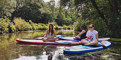 SUP YOGA SWANSEA CANAL (bring your own board) tickets