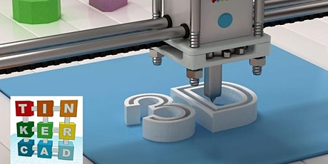 3D Modeling, Printing & Coding Program - 9 sessions tickets