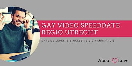 Gay video speeddate | Regio Utrecht tickets