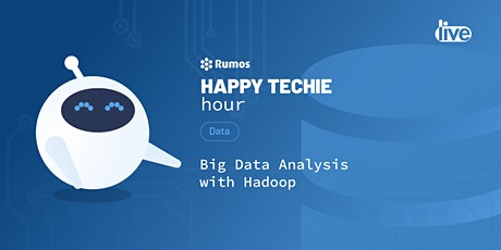"Happy Techie Hour ""Big Data Analysis with Hadoop "" bilhetes"