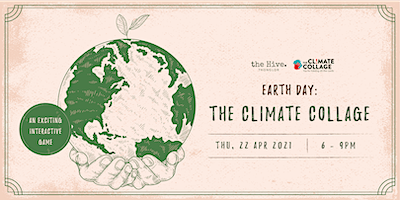 Earth Day: The Climate Collage