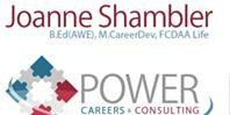 4 Weeks of Wellness - Resumes and Cover Letters  with Jo from Power Careers tickets