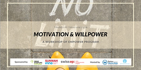 Motivation and Willpower tickets