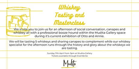 Whiskey Tasting and Masterclass tickets