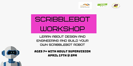 Scribblebot Workshop tickets