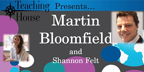 Teaching House Presents - Martin Bloomfield  - Dyslexia and ELT tickets