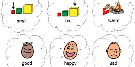 Online Parent/Carer Colourful Semantics Training tickets