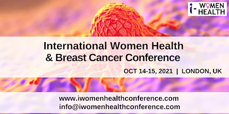 2nd International Women Health and Breast Cancer Conference (i-WomenHealth) tickets