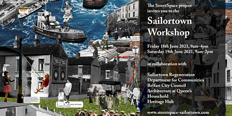 The Sailortown StreetSpace Community Workshop 2021 tickets