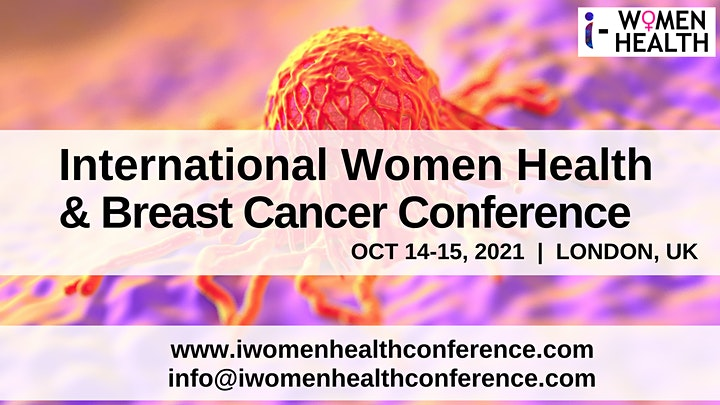 2nd International Women Health and Breast Cancer Conference (i-WomenHealth) image