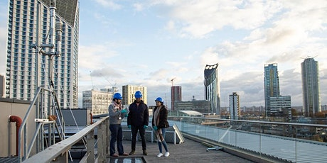 LSBU Apprenticeships: Civil Engineering and Building Services Engineering tickets