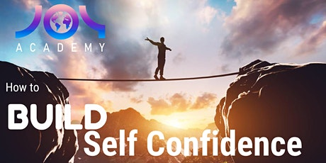 How to Build Self-Confidence tickets