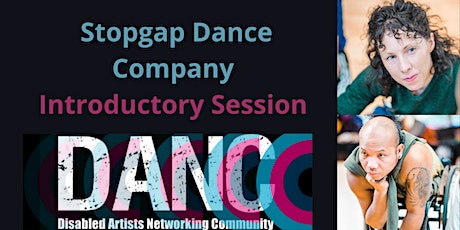 Stopgap Dance Company Introductory Session tickets