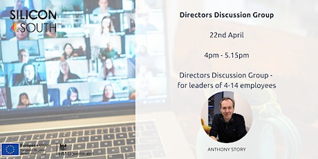 Directors Discussion Group - for leaders with 4-14 employees tickets