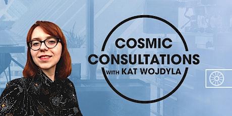 Cosmic Consultations | Kat Wojdyla tickets