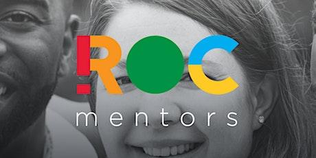 ROC Community Mentoring Taster Event tickets