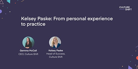 Kelsey Paske: From personal experience to practice tickets